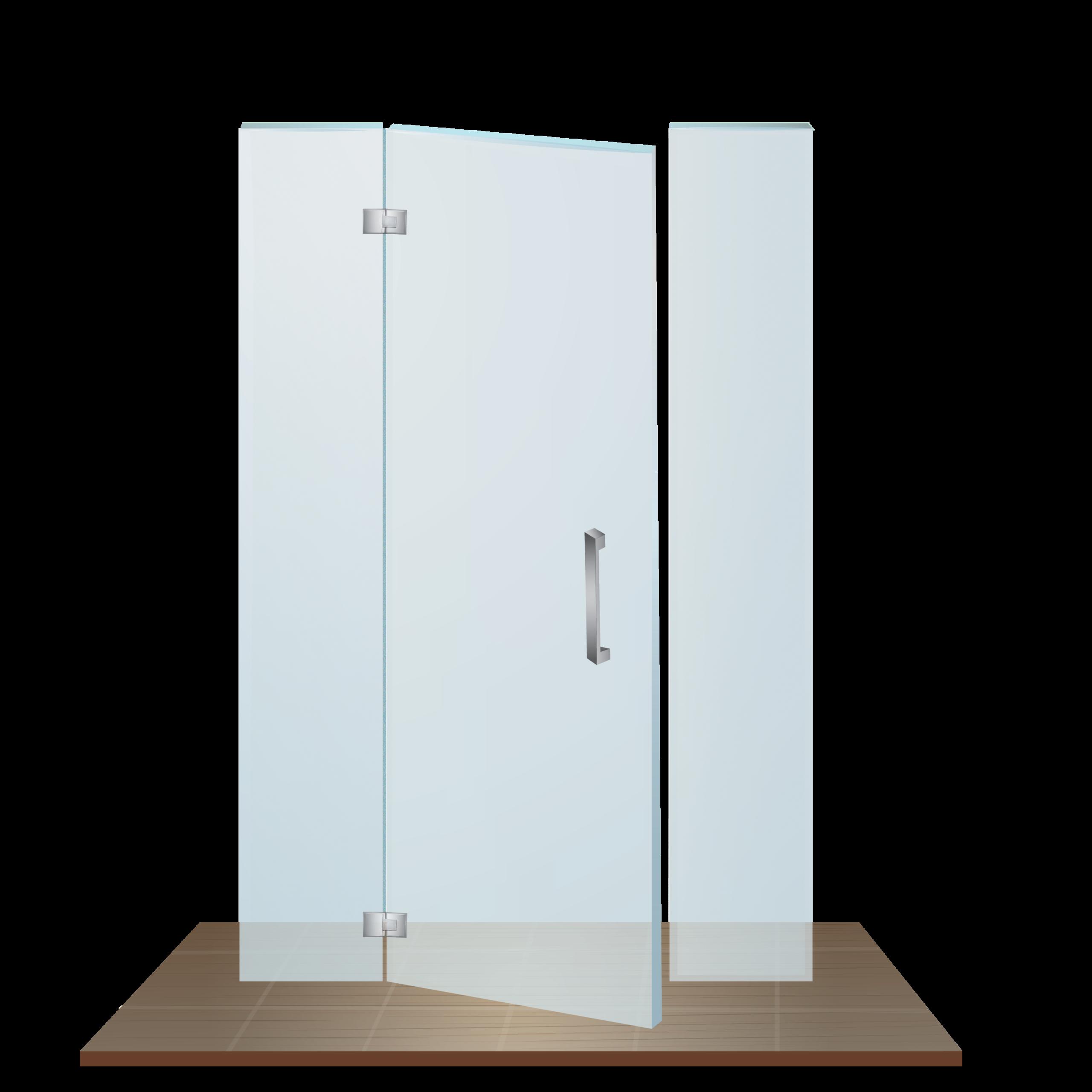 Inline Shower Glass Shower By Viridian Glass New Zealand